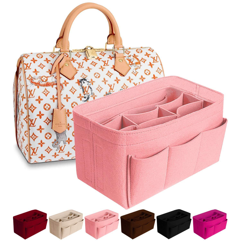 Declutter Your Favorite Handbag By Following The Felt Bag Organizer Organization Strategy