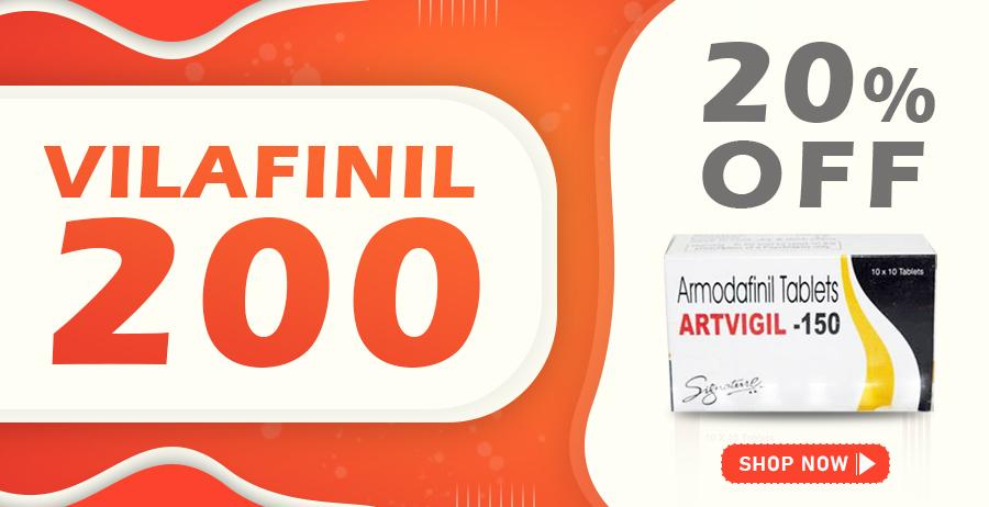 Artvigil 150 (Armodafinil) Tablet For Insomnia Problem In Men